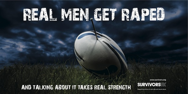 Real Men Get Raped