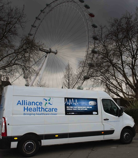 Alliance Healthcare back Get Real campaign