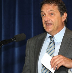 Gary Mabbutt launches Men's Health Week 2011